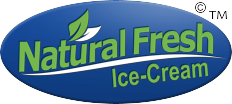 Natural Fresh Ice Cream Logo
